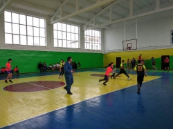 Турнир по мини-футболу  9 декабря 2018г.